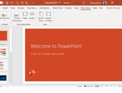 PowerPoint Recorder