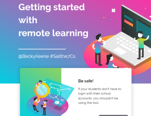 Getting Started with Remote Learning